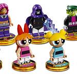 童年最閃亮三姊妹「飛天小女警」登場!!LEGO Dimensions【全新第九波盒組】Fun-Pack & Team-Pack
