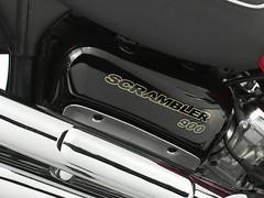 Triumph 900 SCRAMBLER 2006 - 25
