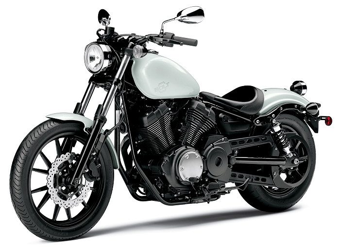 Yamaha XV 950 (Bolt) 2014 - 8
