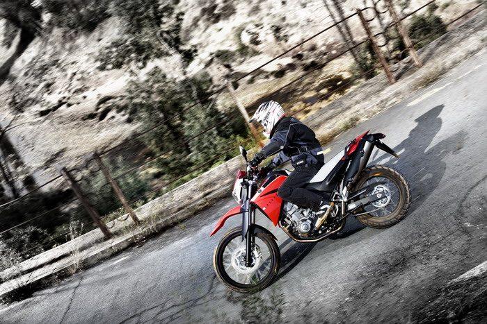 Yamaha XT 660 R 2011 - 19