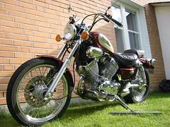 Yamaha 535 VIRAGO 1993 - 0