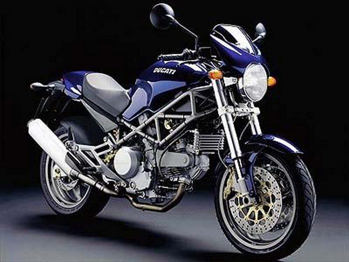 Ducati 1000 MONSTER 2003 - 3