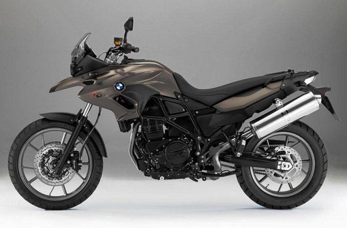BMW F 700 GS 2015 - 9