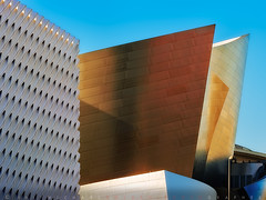 The Broad and WDMC in DTLA