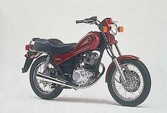 Yamaha 125 SR 2002 - 3