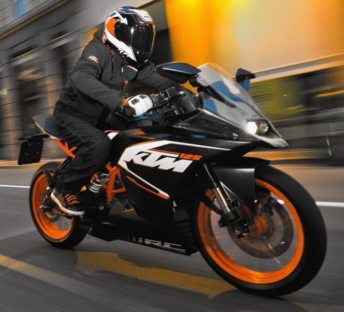 KTM RC 125 2019 - 19