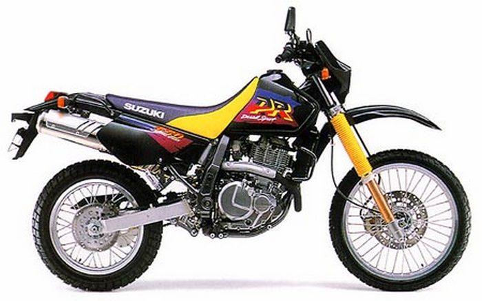 Suzuki DR 650 SE 1998 - 2