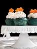 Blue Matcha Cupcakes
