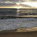 Beach Reflections por David J. Greer