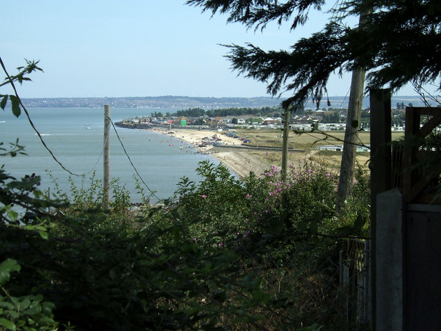 Leysdown-on-Sea from Warden