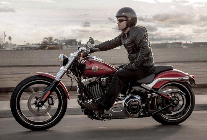 Harley-Davidson 1690 SOFTAIL BREAKOUT FXSB 2013 - 17