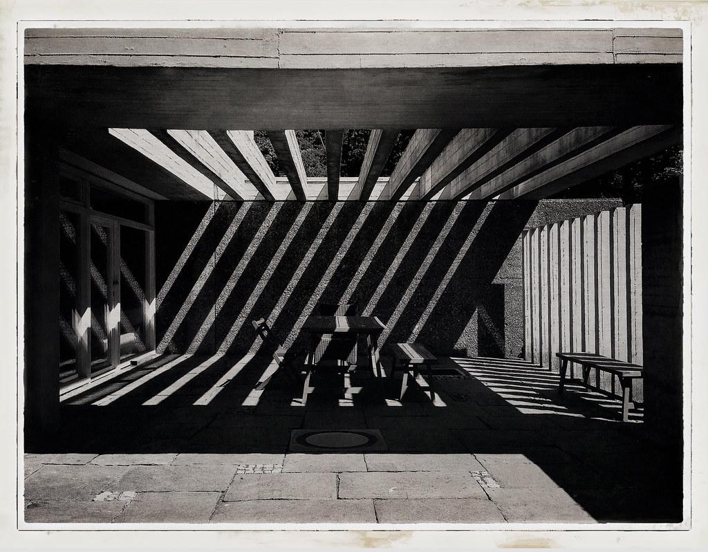 Akademie der Künste Patio BW