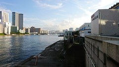 City Architecture Cityscape Water River City Life Urban Tsukiji