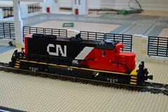 01 - CN Diesel Engine No. 2 (short low hood) - title picture
