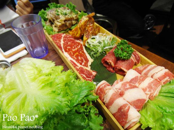 滋滋咕嚕韓式烤肉(台中綠園道店)