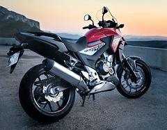 Honda CB 500 X 2017 - 11