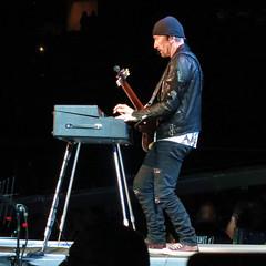 U2 Dallas Joshua Tree Tour 2017