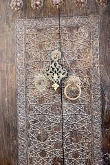Doorway, Baha ad-Din Naqshband, Bukhara