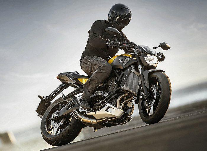 Yamaha MT-07 700 2015 - 24