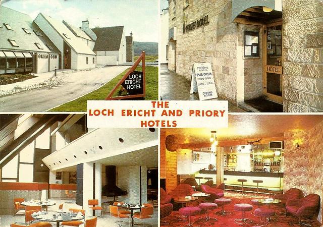 Priory & Loch Ericht Hotels