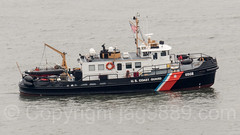USCGC Line (WYTL 65611) US Coast Guard Cutter, The Narrows, Fort Wadsworth, New York City