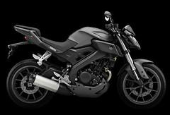 Yamaha MT-125 2014 - 15