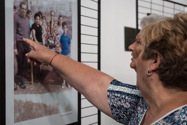 """Inaguració de l'exposició """"La vida en el Camp de la Bota"""" :: XXVI Setmana Cultural"""