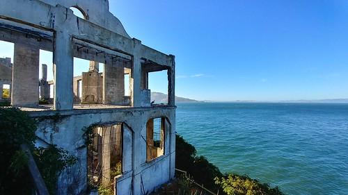 Alcatraz Scenery