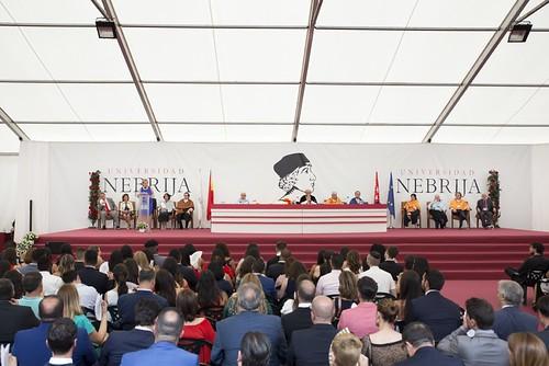 La Universidad Nebrija celebra la Graduación de postgrado