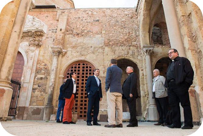 MC promueve una manifestación en Murcia para reclamar la restauración de la Catedral de Cartagena