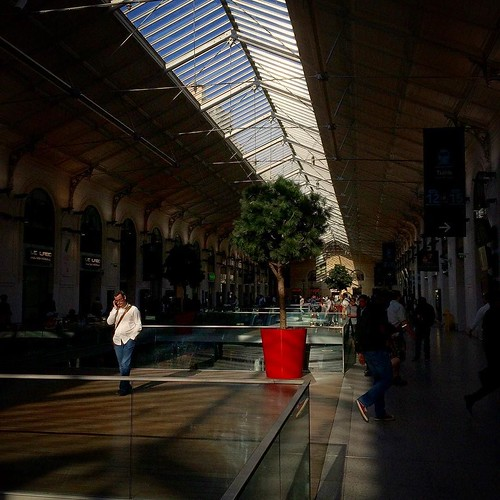 #Paris #saintlazare #rouenparisrouen #tw