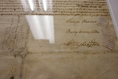 Ever Wonder What George Washington's Signature Looks Like?