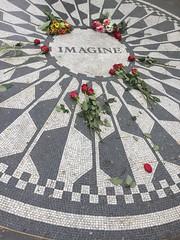 In commemoration of John Lennon