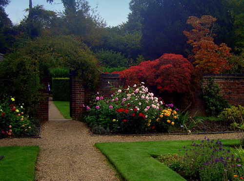 Winterbourne Gardens, Birmingham.