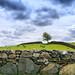 A West of Ireland landscape by Frank Fullard