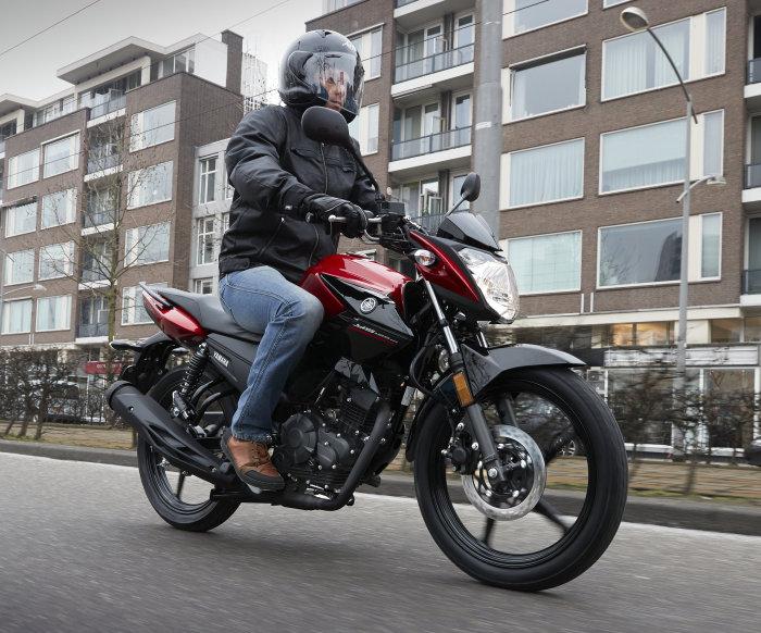 Yamaha YS 125 2019 - 11
