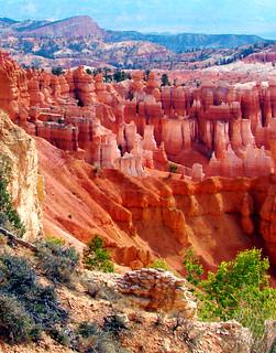 Bryce Canyon Morning,UT 9-09