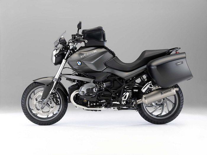 BMW R 1200 R 2013 - 17