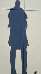 I am a shadow of Myself..