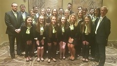 Enactus Group Picture - Plano competition