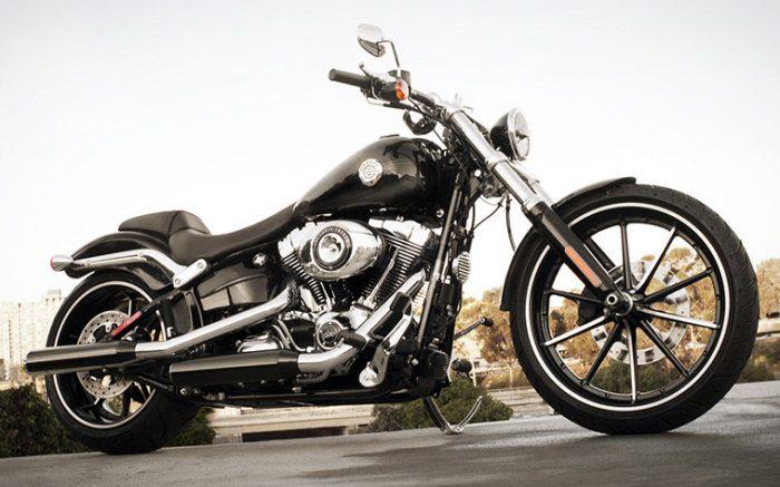 Harley-Davidson 1690 SOFTAIL BREAKOUT FXSB 2013 - 8