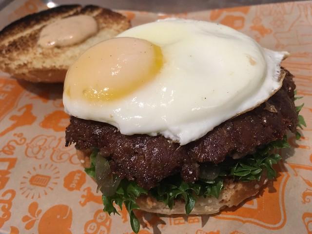Mini burger - Super Duper Burgers