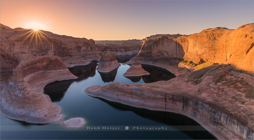 Reflection Canyon - Lake Powell - Utah