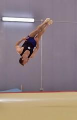 Artistic Gymnastics: International Veteran Competition in Riga