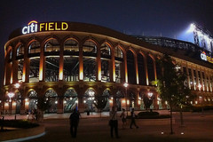 CitiFIELD at Night