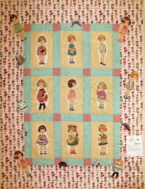 074: Baby Doll Quilt—Kathy Beguin