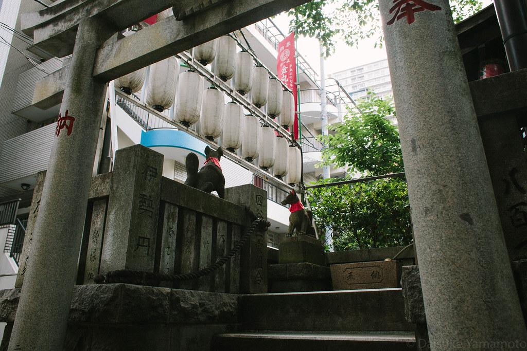 金丸稲荷神社