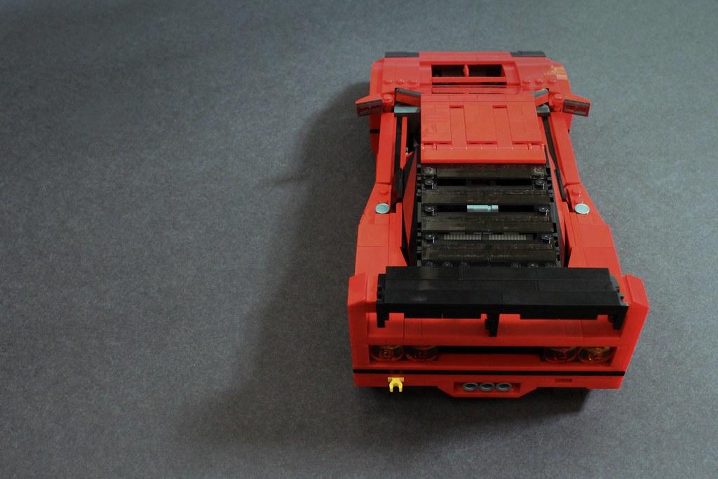 Ferrari F40 LM Super-Mod: Beast