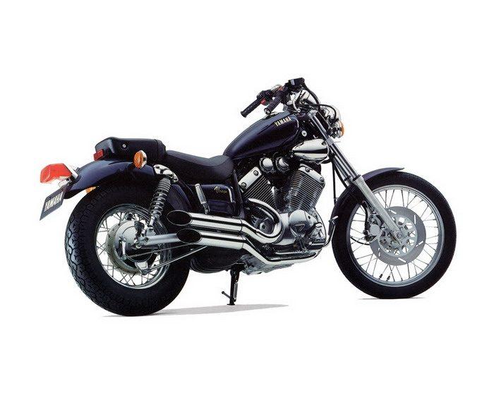 Yamaha 535 VIRAGO 1993 - 9