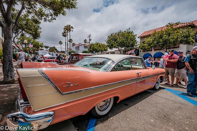 '57 Plymouth Fury San Clemente
